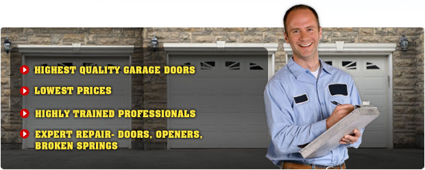 Akron Garage Door Repair